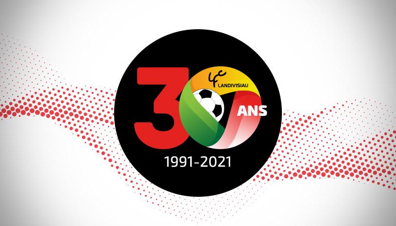 En 2021, le Landi FC fête ses 30 ans !