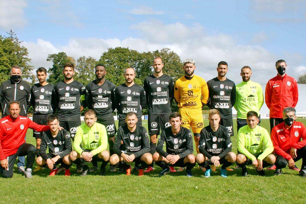 équipe Fanion Landi FC Séniro A