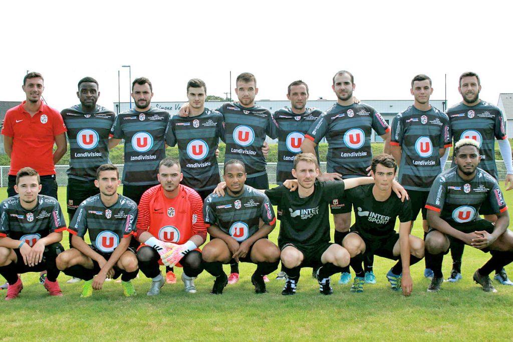 équipe réserve Landi FC Sénior B