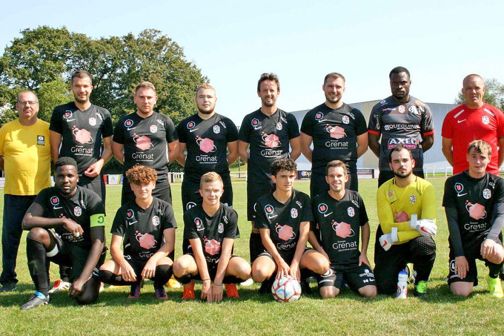 équipe séniors C Landi FC