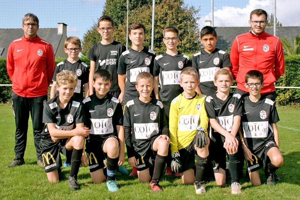 équipe U13 Barcelone Landi FC