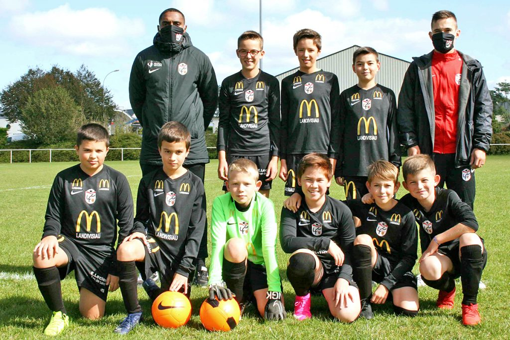 équipe U13 Madrid Landi FC