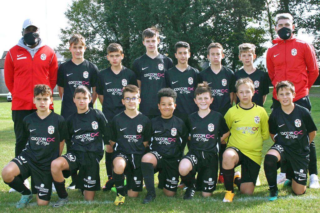 équipe U14A Landi FC