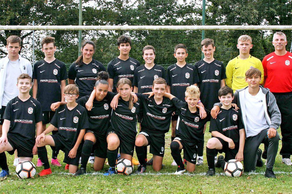 équipe U15 Landi FC