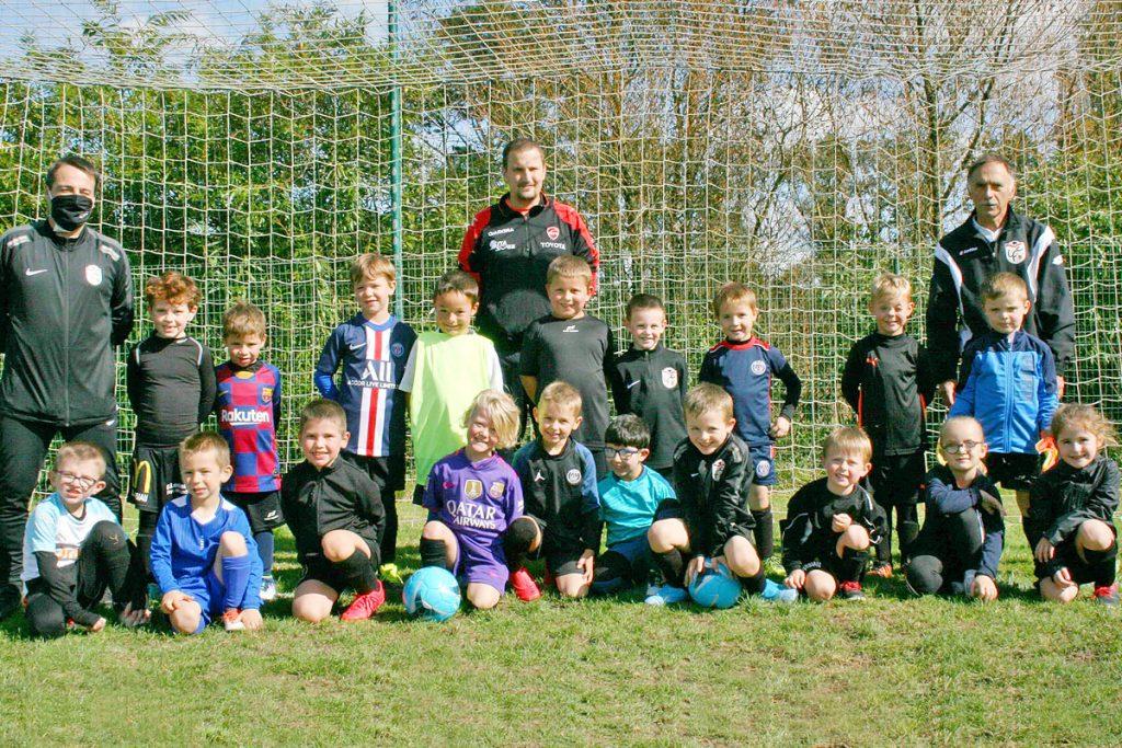 équipe U06/U07 Landi FC