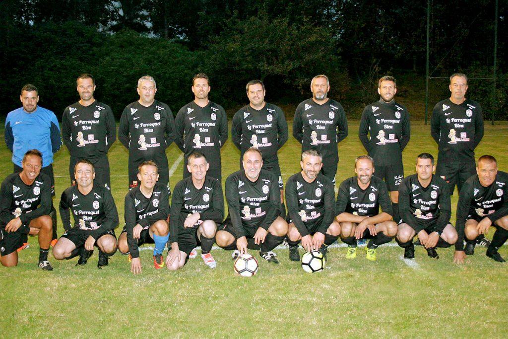 équipe vétérans Landi FC