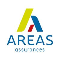 logo Areas assurances partenaire du Landi FC