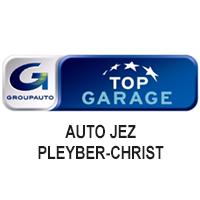 logo Auto Jez partenaire du Landi FC