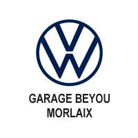 logo garage Beyou Morlaix partenaire du Landi FC