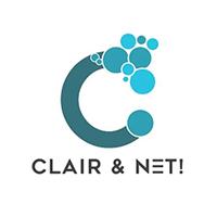 logo Clair et Net partenaire du Landi FC