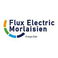 logo Flux Electric Morlaisien partenaire du Landi FC