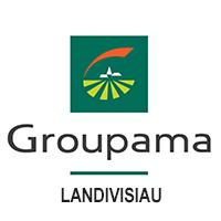 logo Groupama partenaire du Landi FC