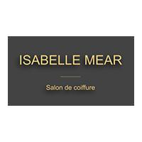logo Isabelle Mear coiffure partenaire du Landi FC