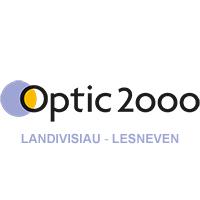 logo Optic 2000 partenaire majeur du landi FC