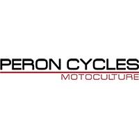 logo Peron Cycles motoculture partenaire du Landi FC