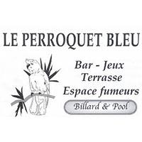 logo Le Perroquet Bleu partenaire du Landi FC