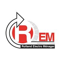 logo Rolland Electro partenaire du Landi FC