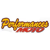 logo Performances Moto partenaire du Landi FC