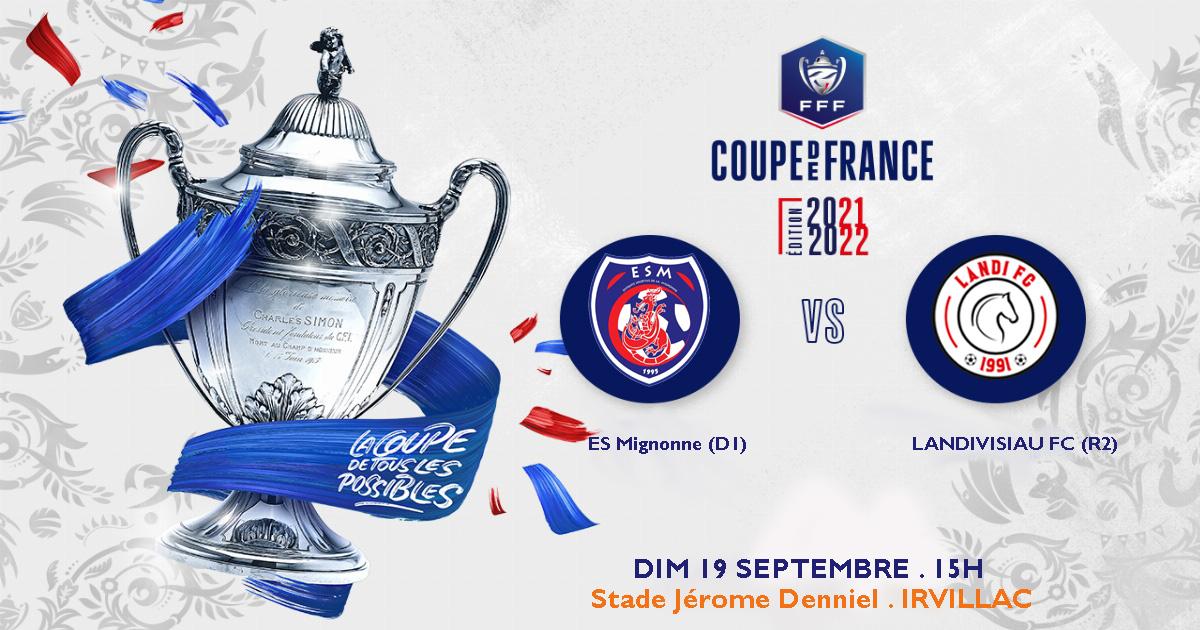 Coupe de France : 3ème Tour